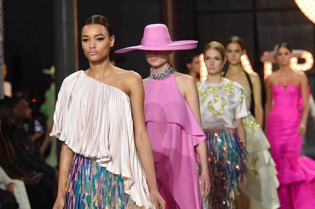 Watch Paris Fashion Week Haute Couture S S 2019 Day 1 Shows
